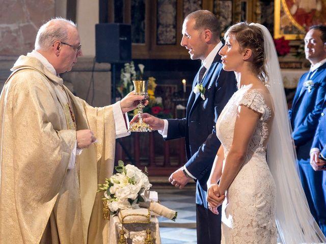 Il matrimonio di Piergiorgio e Daniela a Montichiari, Brescia 65