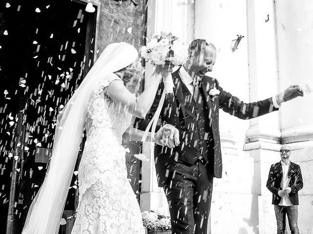Il matrimonio di Piergiorgio e Daniela a Montichiari, Brescia 68