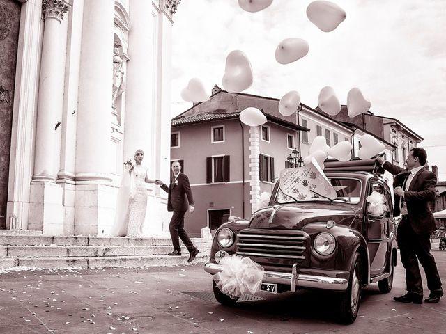 Il matrimonio di Piergiorgio e Daniela a Montichiari, Brescia 70