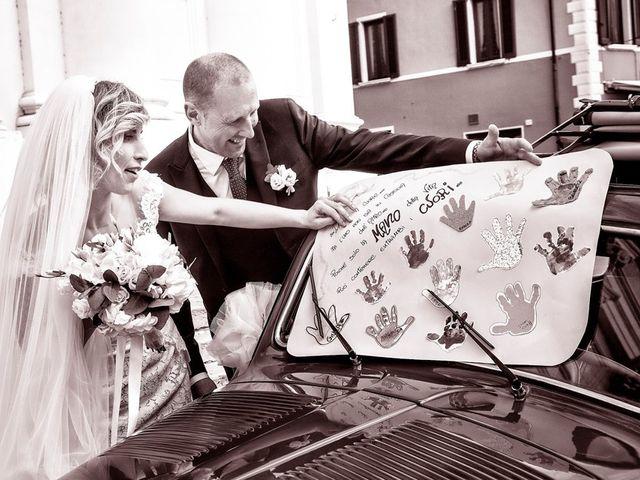 Il matrimonio di Piergiorgio e Daniela a Montichiari, Brescia 71