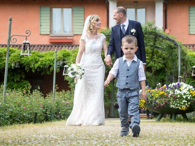 Il matrimonio di Piergiorgio e Daniela a Montichiari, Brescia 76