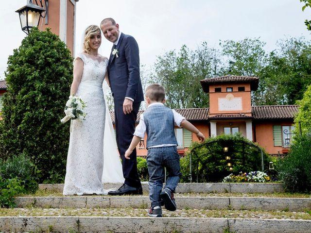 Il matrimonio di Piergiorgio e Daniela a Montichiari, Brescia 77