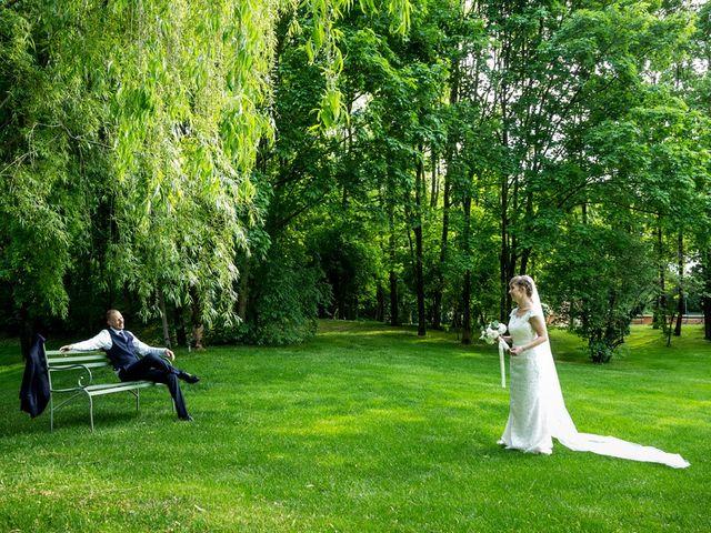 Il matrimonio di Piergiorgio e Daniela a Montichiari, Brescia 87