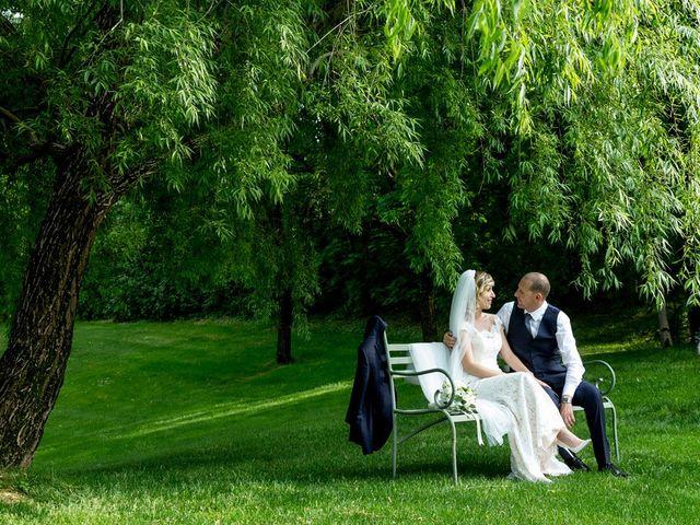 Il matrimonio di Piergiorgio e Daniela a Montichiari, Brescia 88