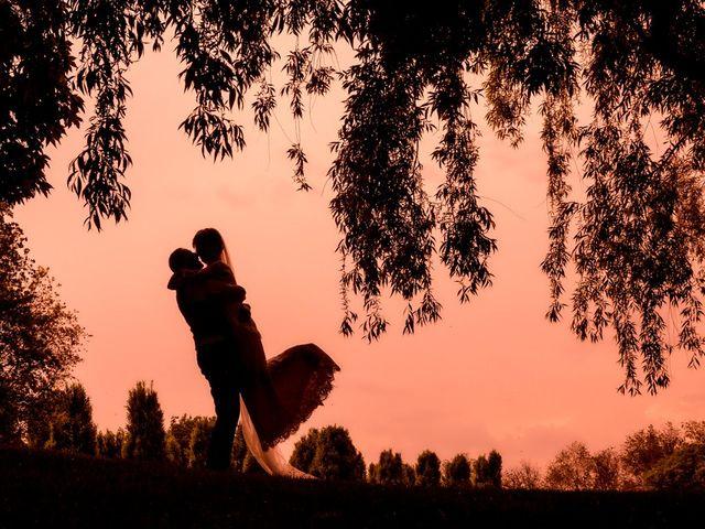 Il matrimonio di Piergiorgio e Daniela a Montichiari, Brescia 91