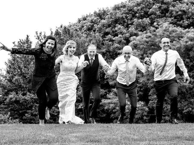 Il matrimonio di Piergiorgio e Daniela a Montichiari, Brescia 93
