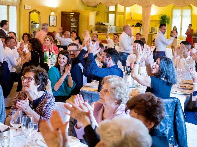 Il matrimonio di Piergiorgio e Daniela a Montichiari, Brescia 95