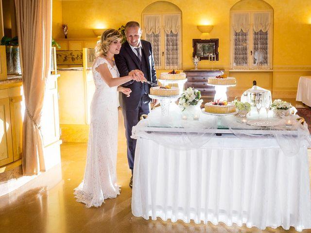 Il matrimonio di Piergiorgio e Daniela a Montichiari, Brescia 99