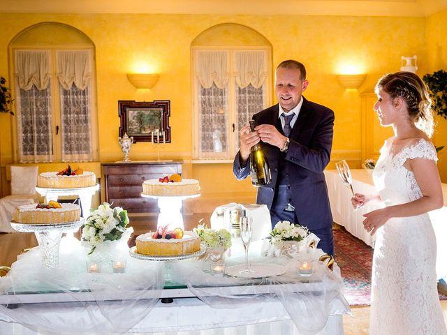 Il matrimonio di Piergiorgio e Daniela a Montichiari, Brescia 100