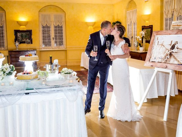 Il matrimonio di Piergiorgio e Daniela a Montichiari, Brescia 101