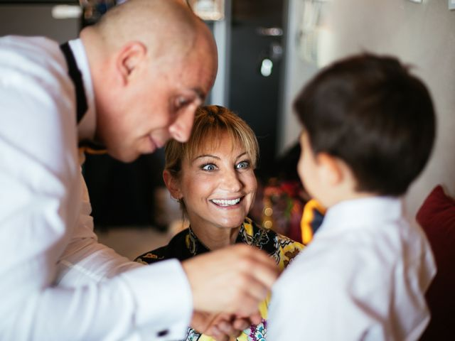 Il matrimonio di Guido e Elisa a Vercelli, Vercelli 4