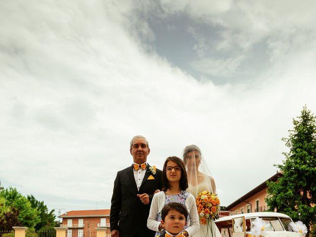 Il matrimonio di Guido e Elisa a Vercelli, Vercelli 12