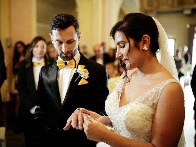 Il matrimonio di Guido e Elisa a Vercelli, Vercelli 14