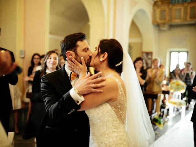 Il matrimonio di Guido e Elisa a Vercelli, Vercelli 15