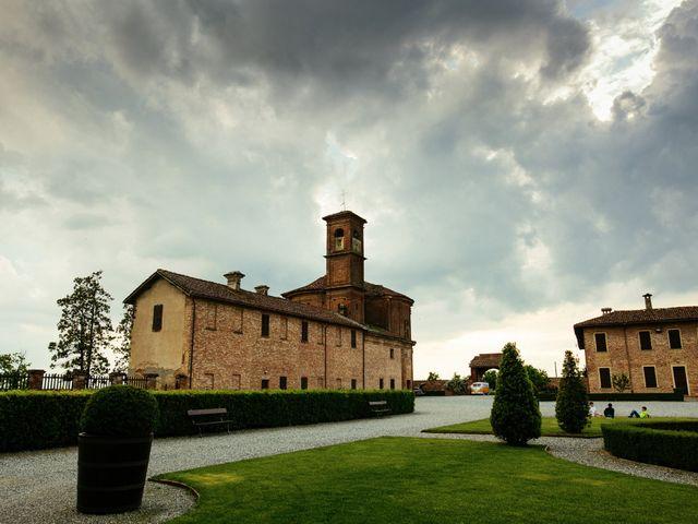 Il matrimonio di Guido e Elisa a Vercelli, Vercelli 20