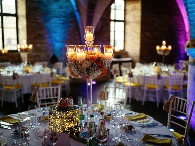 Il matrimonio di Guido e Elisa a Vercelli, Vercelli 21