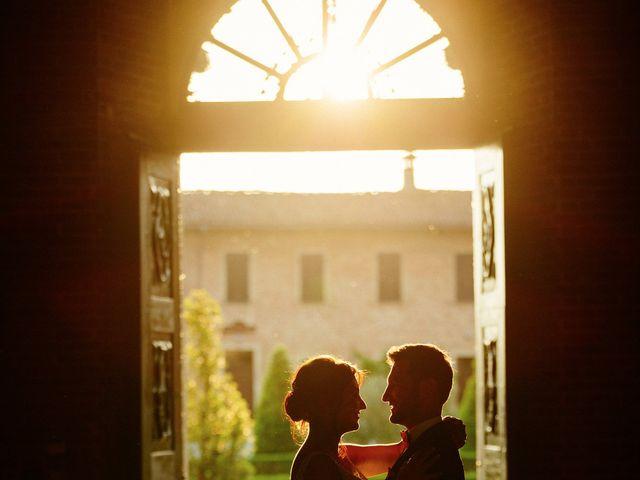 Il matrimonio di Guido e Elisa a Vercelli, Vercelli 22