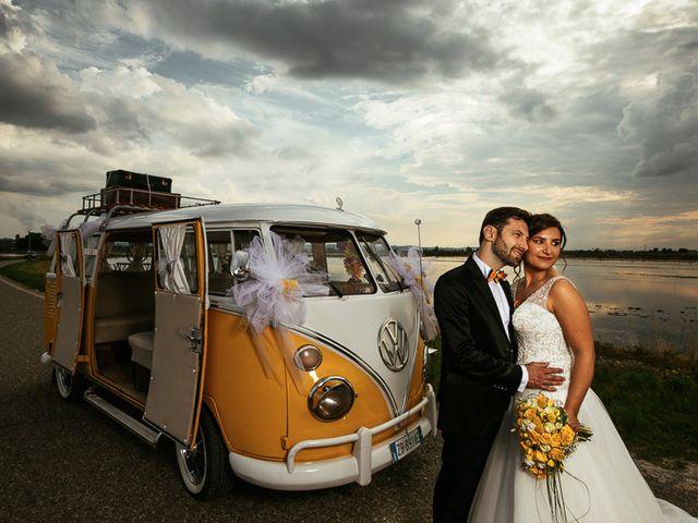 Il matrimonio di Guido e Elisa a Vercelli, Vercelli 29