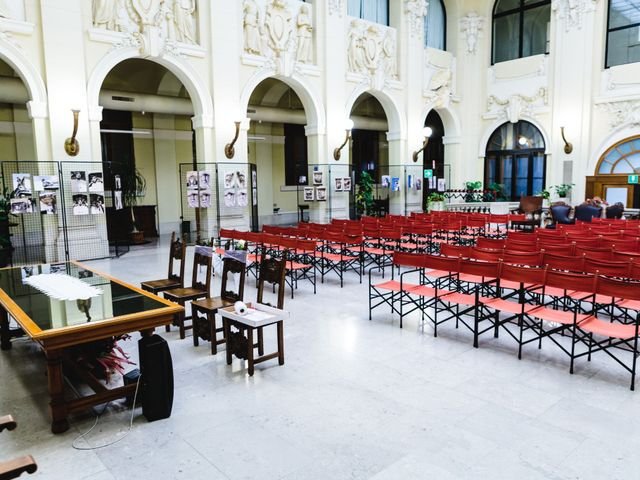 Il matrimonio di David e Martina a Udine, Udine 7