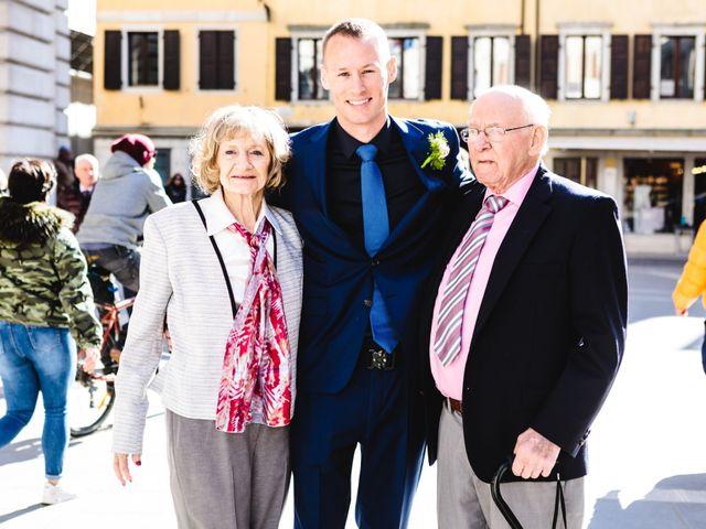 Il matrimonio di David e Martina a Udine, Udine 27