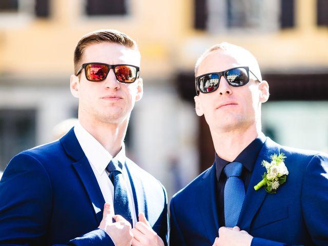 Il matrimonio di David e Martina a Udine, Udine 38