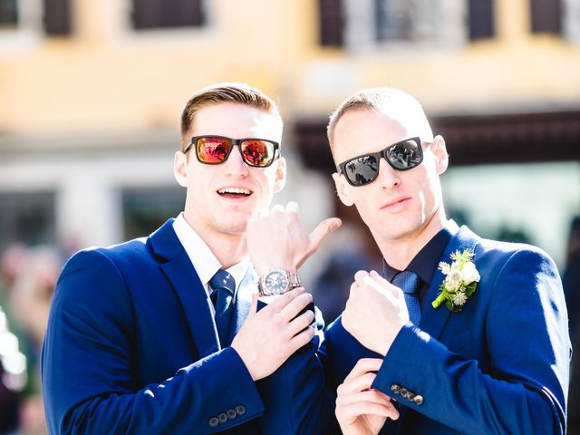 Il matrimonio di David e Martina a Udine, Udine 40