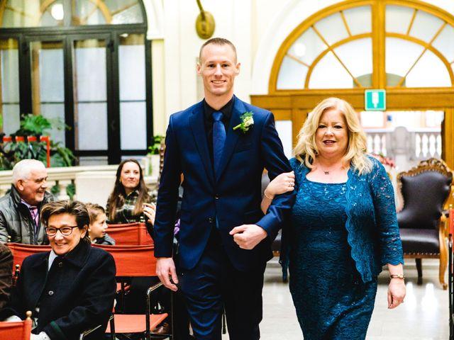 Il matrimonio di David e Martina a Udine, Udine 79