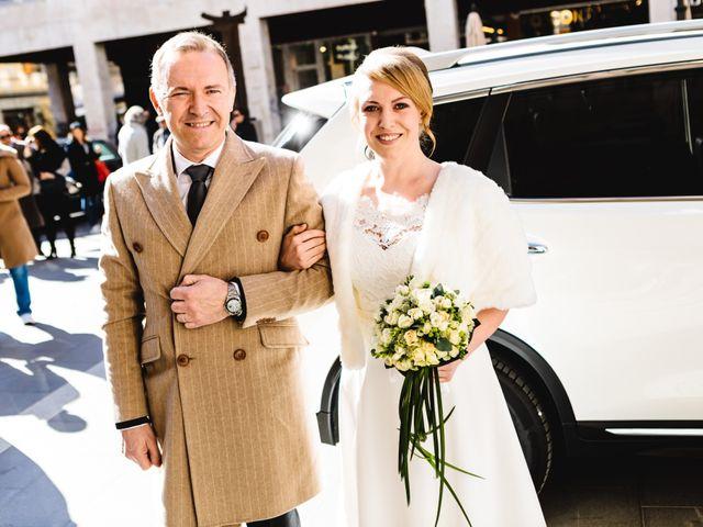 Il matrimonio di David e Martina a Udine, Udine 102