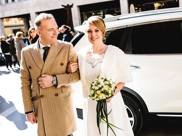 Il matrimonio di David e Martina a Udine, Udine 104