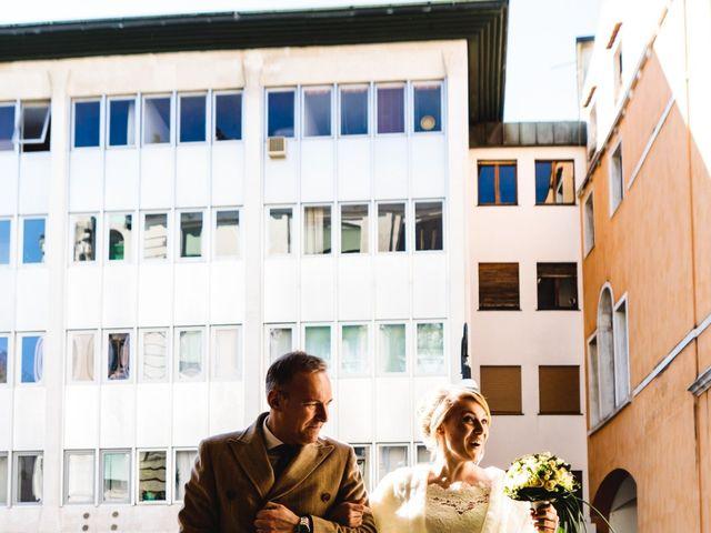Il matrimonio di David e Martina a Udine, Udine 110