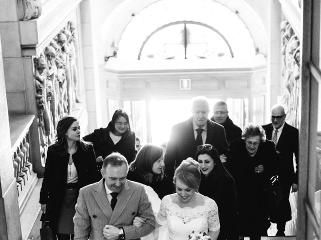 Il matrimonio di David e Martina a Udine, Udine 112