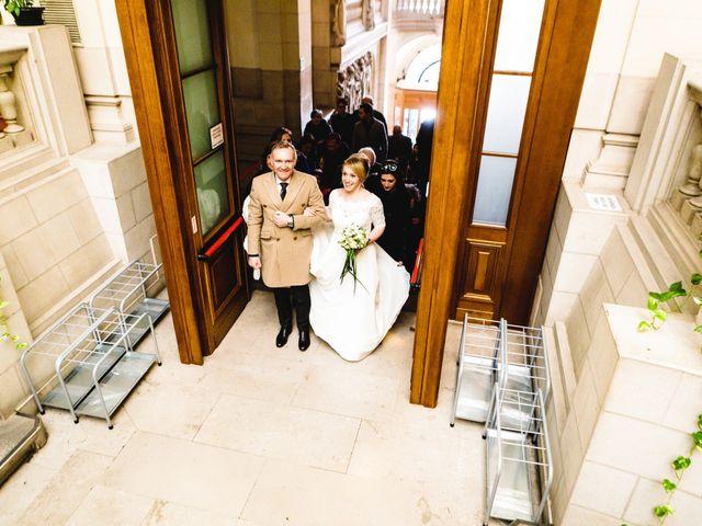 Il matrimonio di David e Martina a Udine, Udine 115