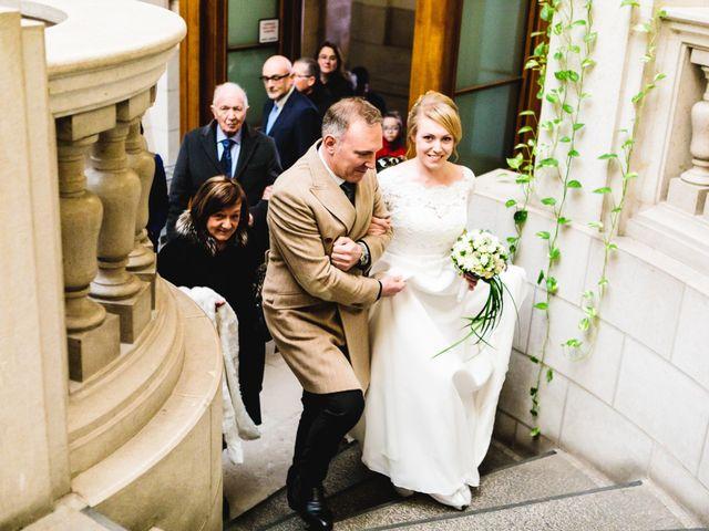 Il matrimonio di David e Martina a Udine, Udine 119