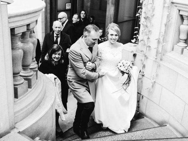 Il matrimonio di David e Martina a Udine, Udine 120