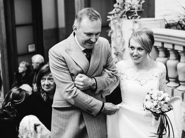 Il matrimonio di David e Martina a Udine, Udine 122