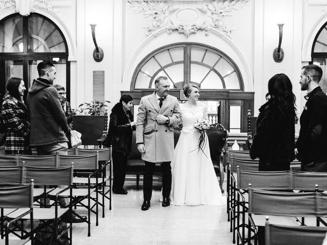 Il matrimonio di David e Martina a Udine, Udine 124