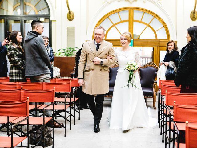 Il matrimonio di David e Martina a Udine, Udine 125