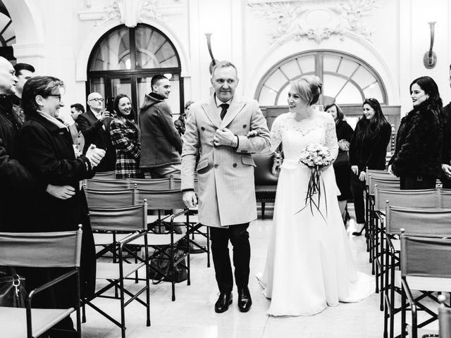 Il matrimonio di David e Martina a Udine, Udine 130