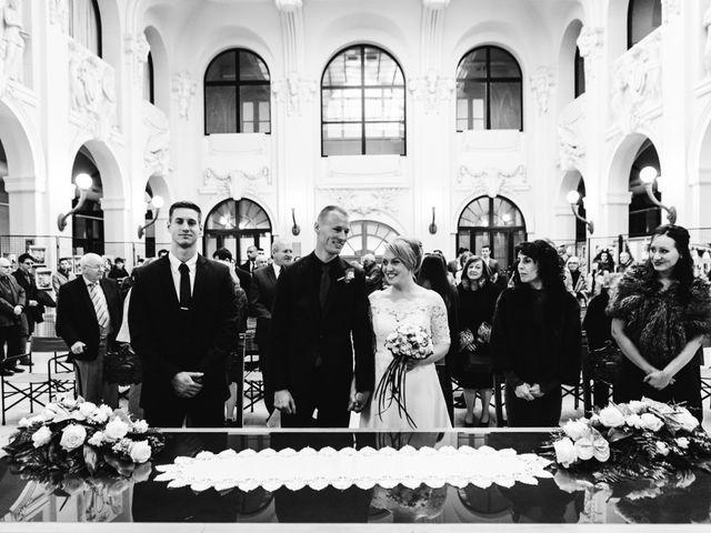 Il matrimonio di David e Martina a Udine, Udine 136