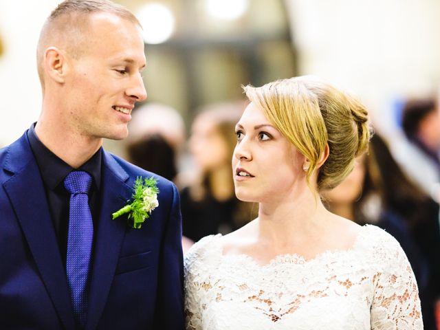 Il matrimonio di David e Martina a Udine, Udine 149