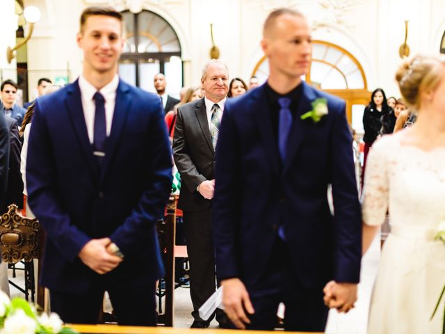 Il matrimonio di David e Martina a Udine, Udine 153
