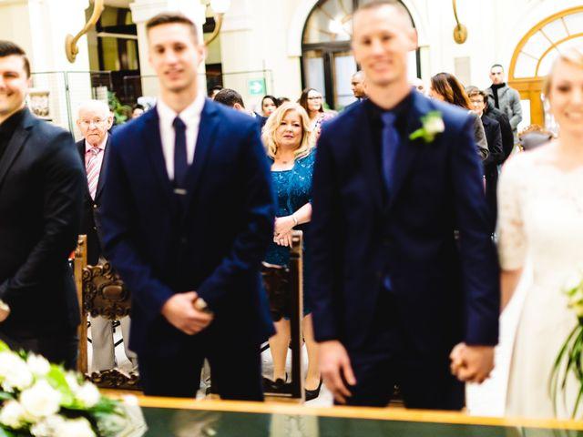 Il matrimonio di David e Martina a Udine, Udine 156