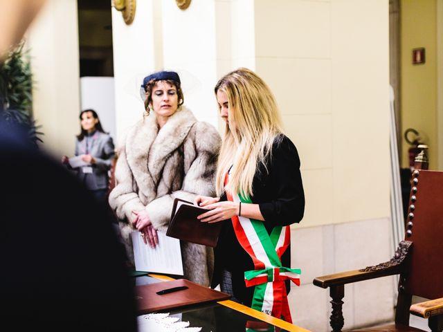 Il matrimonio di David e Martina a Udine, Udine 159