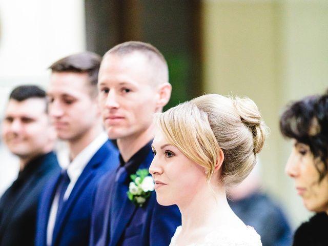 Il matrimonio di David e Martina a Udine, Udine 161