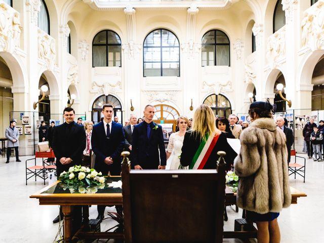 Il matrimonio di David e Martina a Udine, Udine 164