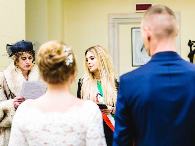 Il matrimonio di David e Martina a Udine, Udine 175