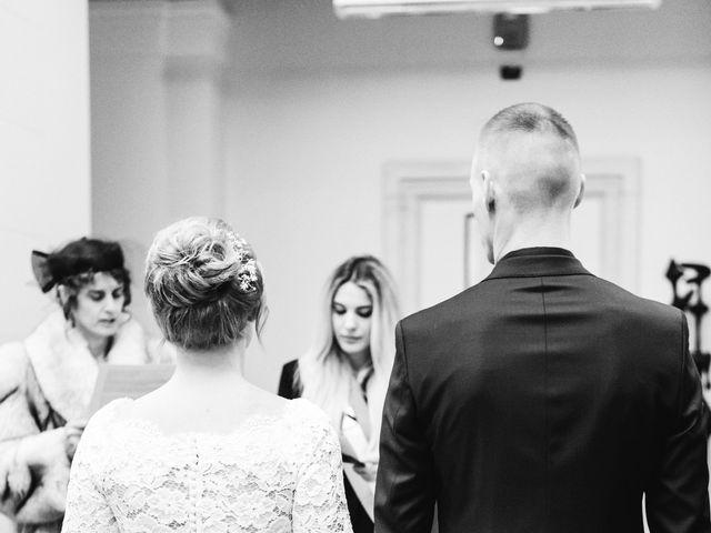 Il matrimonio di David e Martina a Udine, Udine 178