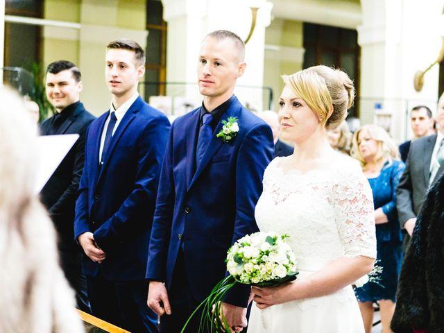 Il matrimonio di David e Martina a Udine, Udine 181