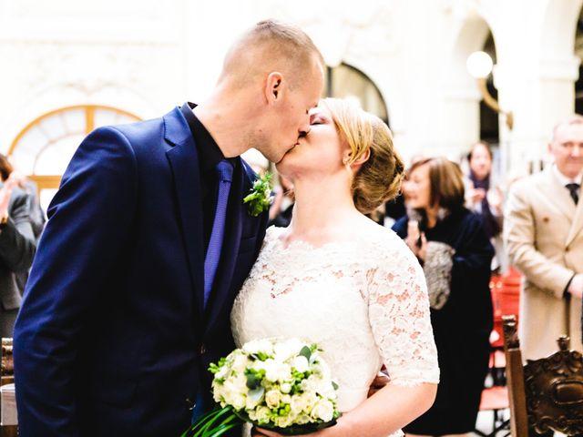 Il matrimonio di David e Martina a Udine, Udine 186