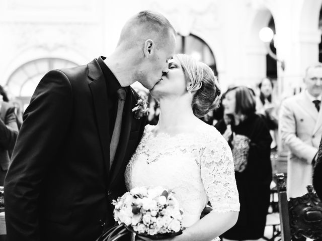 Il matrimonio di David e Martina a Udine, Udine 187